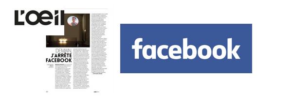 «Demain j&rsquo&#x3B;arrête Facebook»
