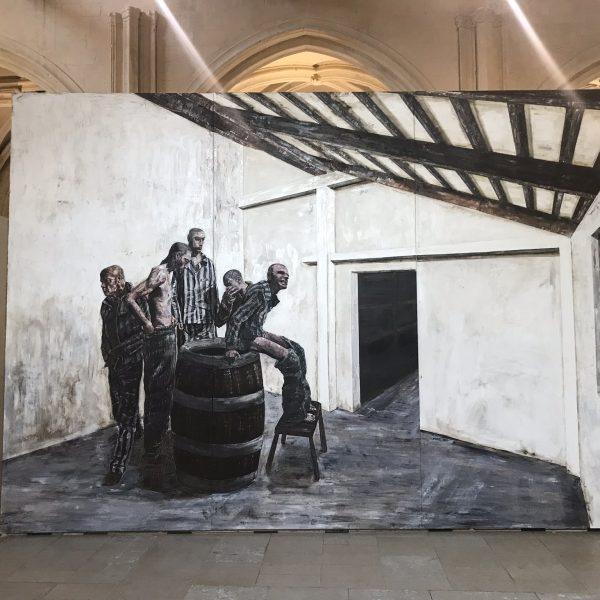 Régie d&rsquo&#x3B;exposition &#8211&#x3B; Zoom sur une oeuvre hors normes de Ronald Ophuis