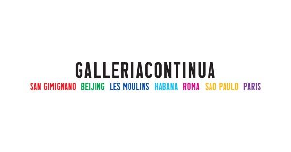 Un nouvel espace pour la Galleria Continua